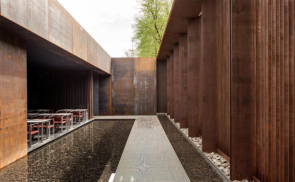 Architecte Passelac Rocques Musee Soulages Rodez